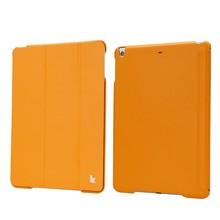 wake-up and sleep function folded edge case for iPad air 2