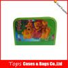 2014 high quality Winnie bear zippered cheap wholesale pencil case