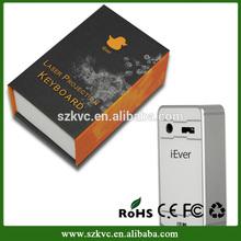 Nice mini laser keyboard cheap price,good manufacturer in china higher prestige