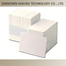 high quality cr80 inkjet plastic blank pvc card