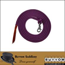 Horse training equipment horse training rope Lunge rope for horse training,Dia15mm*3.05
