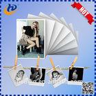 Vivid image!! 4x6 300gsm Double side inkjet matte coated photo paper