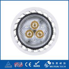Werun Fashion Design 5w smd mr16 led spotlights
