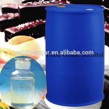 Food Grade Liquid/Crystal Sweetner Sorbitol 7o Solution