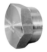 """150LBS 1/8""""-4"""" npt stainless steel hex head plug"""