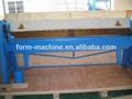 Barre de torsion pour haut et en bas poutres. boîte manuelle et pan machine de pliage