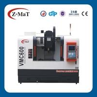 VMC600-hard way automatic machining center/ cnc turning center