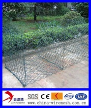 Welded stone cage for retaining wall, 60 x 80, 80 x 100, 120 x 150