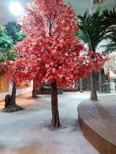 3- 4เมตรขายต้นเมเปิ้ลเทียม, ต้นไม้เทียมในการขาย