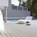 wpc composite pisos ao redor da piscina