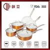 non-stick porcelain enamel cookware sets