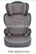 Ningbo child car seat Gr2+3 main item 15-36kgs