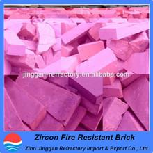 Zircon Fire Resistant Brick For Sale