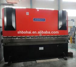 wd67y 100t/2500 conventional hydraulic press brake
