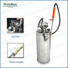 (84028) SUS304 sprayer hospital and vet brass nozzle stainless steel body Sprayer