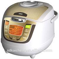 Big size rice cooker with multi functions : Soup/stew/cooking/porridge/frying/yogurt.. 1080W801