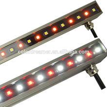 DMX led rigid bar cree led light bar