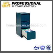 Thin Edge Office Furniture 3 Drawer Steel Cabinet office furniture black file cabinets