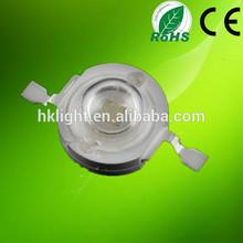 Competitive Price White 3 watt Residential Lighting High Density Super Bright LED Diode