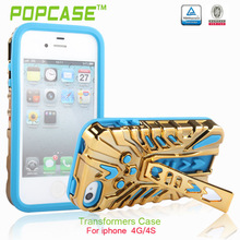 hot selling iron man case for iphone 4/4s