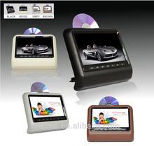 Headrest DVD player in car dvd player headrest car dvd players