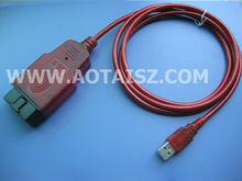obd diagnostic usb cable vag commander 1.4