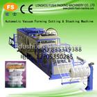 PS foam food container foam cups/foam plate production line