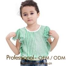 Niñas modelo de la gasa blusas, Modelos de la gasa blusas de las niñas, De las muchachas moderno de la gasa blusas