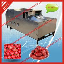 Hot sale best automatic plum pit remove machine / olive pit remover machine / fruit pitting machine