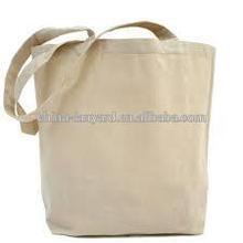 Canvas Shopping Bag Blank