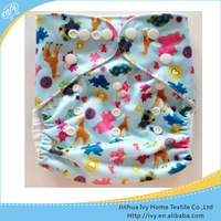 2014 new 100% cotton diaper washable and breathable