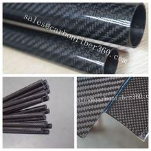 fishing rod tube carbon or carbon tube
