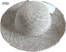 promotional seagrass straw hat