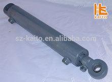 Lifting leveling bunker cylinder for asphalt paver machine