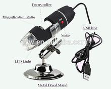 USB Electron Microscope 800X 2.0 MP 8-LED USB Digital Microscope