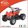 cheap gas four wheelers 49cc 2 stroke mini atv quad for kids with ce/epa