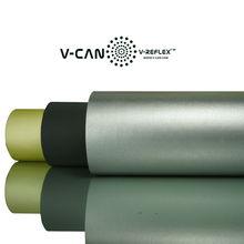 Reflective Textile, Reflective Cotton Fabric, ANSI 107 RF-HW1006050