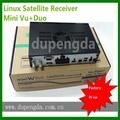 Mini vu+duo twin-tuner hd satellitenreceiver mit cccam