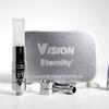 Kebo 2014 China wholesale big capacity clearomizer vision eternity atomizer