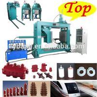 China Factory made 24kv sf6 load break switch LBS heating press molding machine APG1210