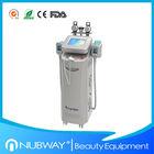 Portable cavitation and vacuum massager slimming machine