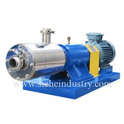 Asphalt emulsion making machine inline High-shear Emulsifier(Three Stage)