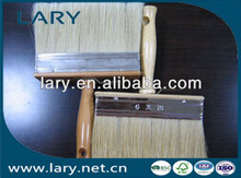 lary Method of paulownia hand tool bristle celling brush with big size
