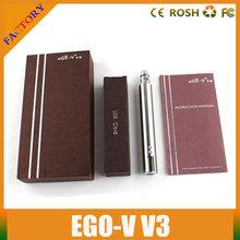 2014 Wholesale ego v3 New Product ego battery Variable Watt 1300mAh Original Factory ego v v3