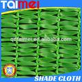 Malla HDPE de sombra para jardín al sol / red / lona