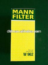 Mann filter W962 W940 W13145 for screw compressor
