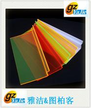 De colores nike acrylic display shoe