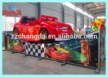 New fashion amusement park electric mini flying car kids amusement park games factory