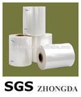 SGS certificate Plastic Pof Packaging Shrink Film
