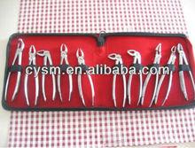 Dental Instrument Dental Forceps Set